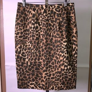 Cheetah Girl Skirt